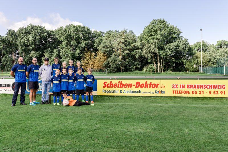Scheiben Doktor Braunschweig JFV Kickers